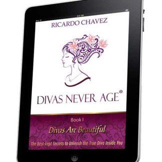 """Divas Never Age® - """"DIVAS ARE BEAUTIFUL©"""" (eBook) - Book I"""